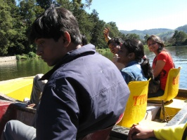 Boating at Ooty lake